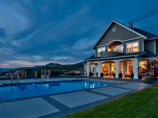 BLACK MOUNTAIN ESTATE